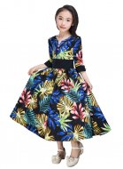Emondora Wedding Pageant Flower Girl Dress Birthday Party Dresses